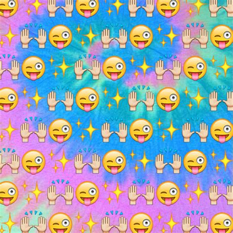 colorful emoji wallpaper image about emojis in emoji backgrounds by zaria mason