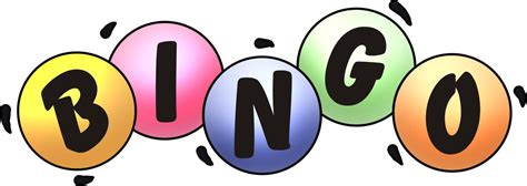 Free Clipart Bingo free bingo clipart pictures clipartix