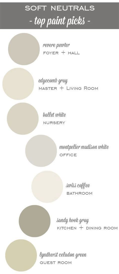 17 best ideas about hook gray on neutral wall colors benjamin paint and