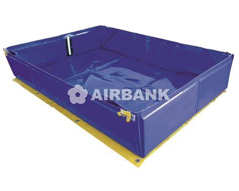 vasca di contenimento vasche di contenimento temporaneo a montaggio rapido per