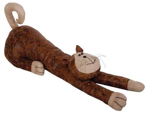 Rugs Ebay Uk Faux Leather Suede Animal Draught Excluder Heavy Door Stop