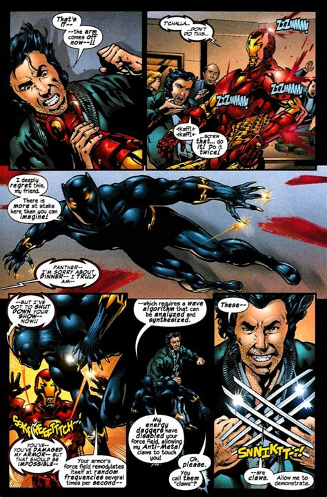 captain steel vs black panther battles comic vine iron and black panther vs war machine and captain america battles comic vine