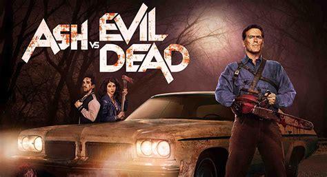 film ash vs evil dead sam raimi is answering the fans with ash vs evil dead