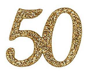 Kitchen Design Software Reviews 50th birthday self adhesive numbers glitter fabric gold