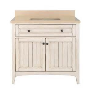37 White Quartz Vanity Top Home Decorators Collection Klein 37 In Vanity In Antique