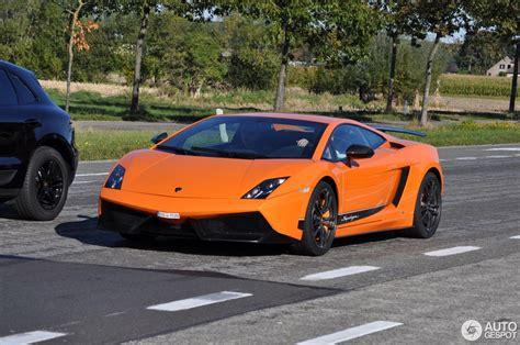 Lamborghini Lp570 4 Superleggera by Lamborghini Gallardo Lp570 4 Superleggera 15 October