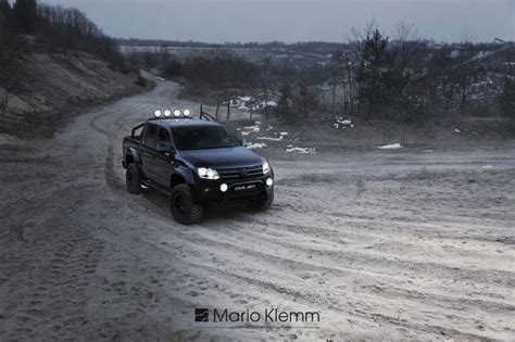 volkswagen amarok lifted vw amarok by car art mario klemm photography pinterest