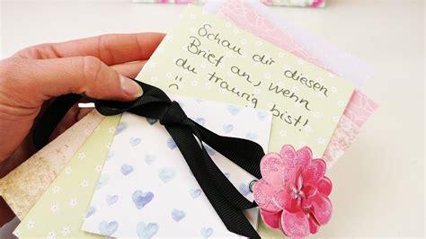 wenn briefe wunderschoenes geschenk fuer die beste