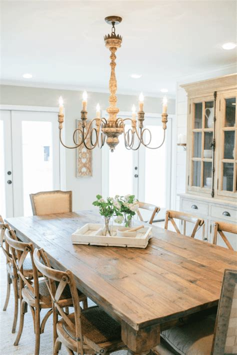 Joanna Gaines Dining Room Lighting Creating Quot Fixer Quot Style In Your Own Home Part 1