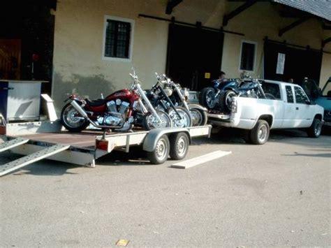 Bosshoss Motorradtreffen by American Car Club Augsburg Intruder Treffen 2002 Auf