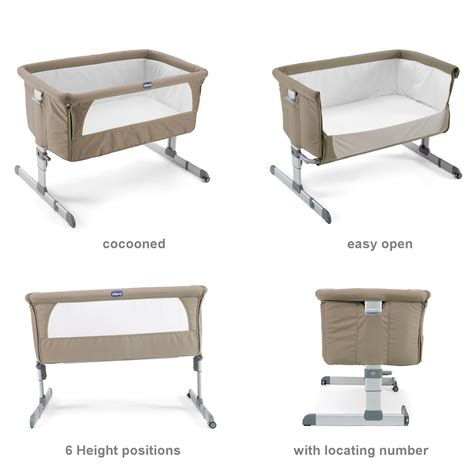 Chicco Next To Me Crib Reviews by Chicco Next 2 Me Crib Dove Grey Buy At Online4baby