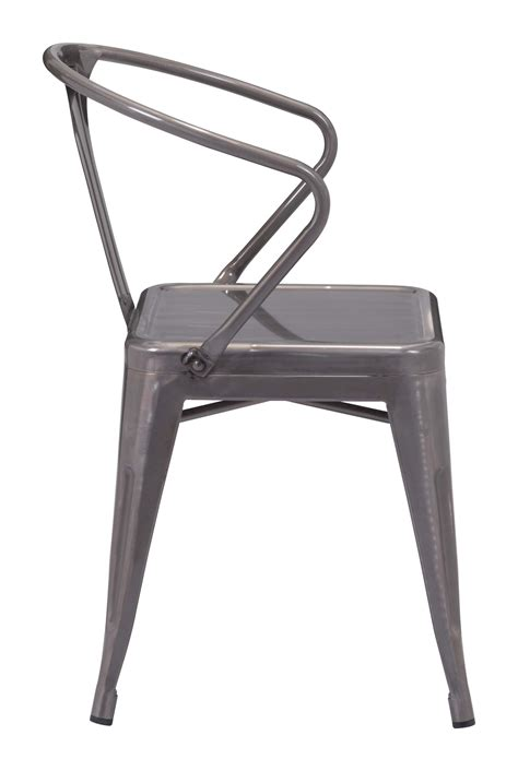 eight industrial metal dining chairs at 1stdibs industrial dining chairs industrial dining chairs dining