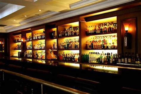 Top Ten Cocktail Bars In by