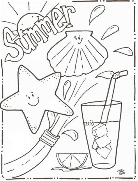 Coloring Page Year Of The by End Of School Year Coloring Pages 7642