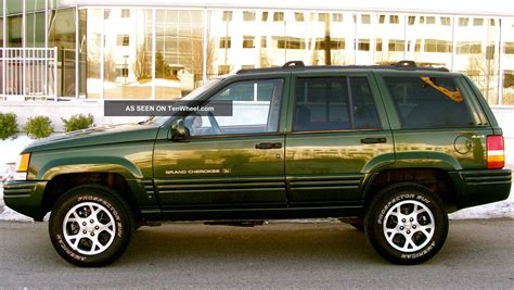 Jeep Grand Orvis 1996 Jeep Grand Limited 4x4 Quot Only 92k Orvis