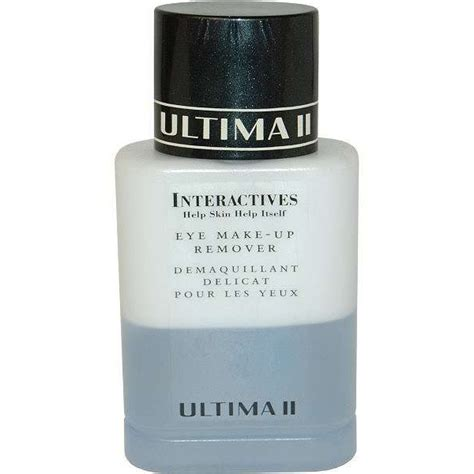 Make Up Ultima 2 ultima ii interactives eye make up remover 150ml half
