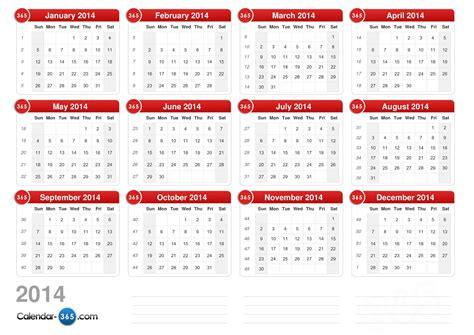 printable calendar 2014 calendars that work 2014 calendar