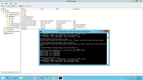 tutorial windows server 2012 lengkap how to configure dns in windows server 2012 tutorial