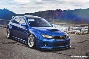 modified subaru impreza 2 tuning