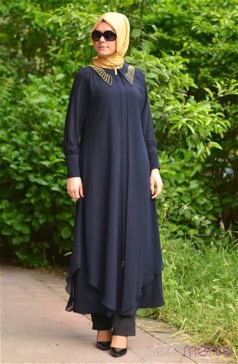 Toods New 01 Navy sukran abaya new season 35538 01 navy blue