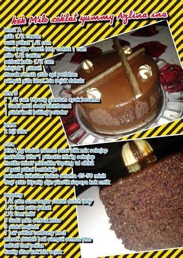 Cookies Milo Coklat kek milo coklat mufin cupcake cake cooking fanpage
