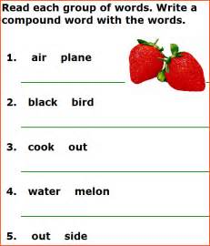 Is Backyard A Compound Word Compound Words For Free Grammar Worksheets