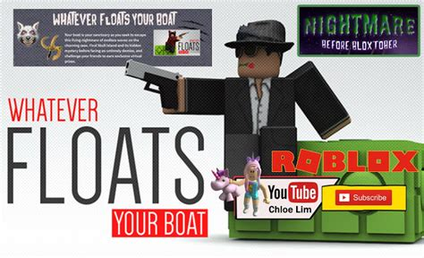roblox whatever floats your boat denis roblox whatever floats your boat gameplay nightmare