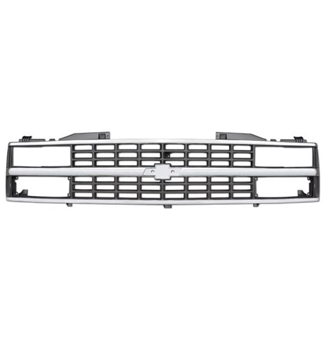 chevrolet truck parts oem grill chevrolet dual headl chrome oem classic chevy