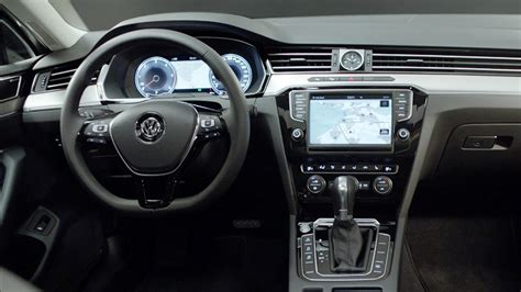volkswagen passat 2015 interior new 2015 volkswagen passat interior youtube