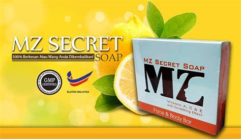 Sabun Secret aizmall gedung serbanika sabun vitamin mz secret