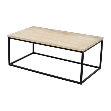 Box Frame Coffee Table 28 West Elm West Elm Box Frame Coffee Table White Wash Tables