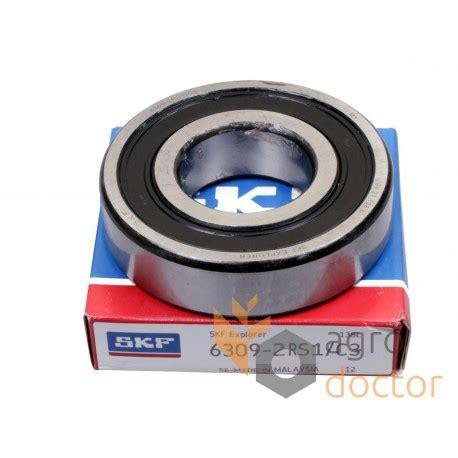 6309 2rsc3 skf groove bearing oem 215130 0 for claas deere combine harvester