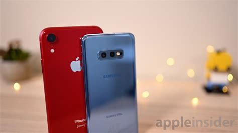 Samsung Galaxy A80 Vs Iphone Xr by Flipboard Galaxy S10e Versus Iphone Xr Benchmarking Showdown