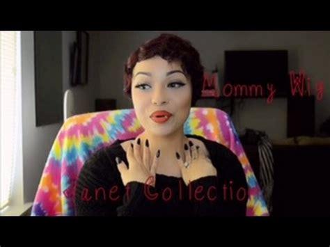 brazillian human hair halle hw 234 my janet collection mommy ii wig doovi