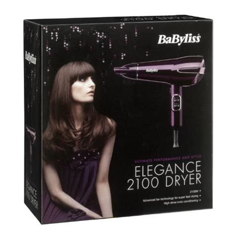 Babyliss Elegance Hair Dryer Reviews babyliss 5560hu elegance 2100 dryer