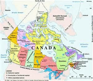 Quebec Canada Map by Jjks Quebec