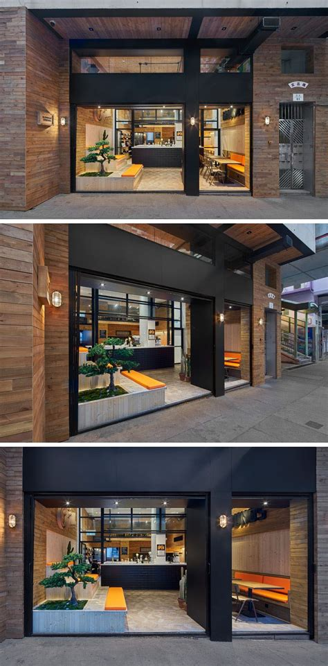coffee shop facade design elephant grounds have opened their latest coffee shop in