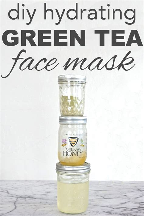 Diy Hydrating Mask Pictures Photos And Images For And Diy Hydrating Green Tea Mask Going Zero Waste