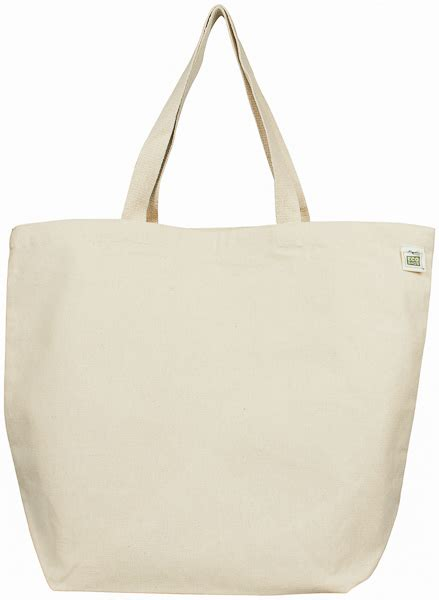 eco bag ecobags canvas tote bag recycled cotton reusable