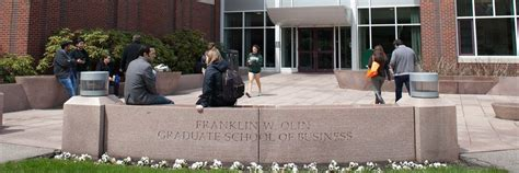 Babson College Mba Ranking Bloomberg by Babson Reveals New Mba Scholarships Rankings