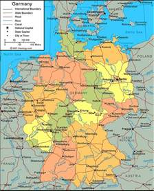 Germany Map 1914 by Map Of Germany 1914 Images