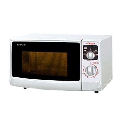 Microwave Sharp 399 Watt yuk isi rumah barumu dengan 5 perlengkapan yang bisa kamu