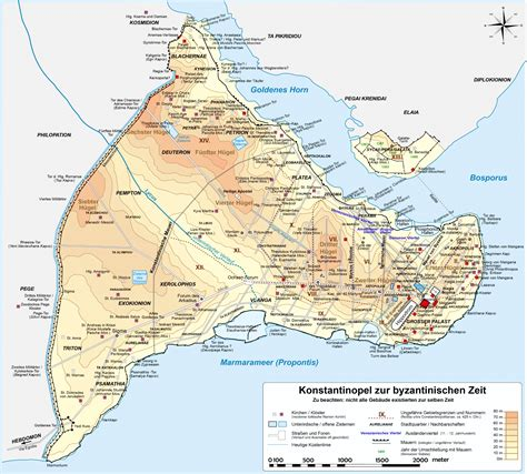 si鑒e de constantinople map of constantinople byzantium pictures to pin on
