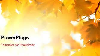 fall powerpoint templates autumn powerpoint templates free images