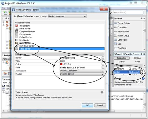 java programming menggunakan netbeans membuat login form java programming menggunakan netbeans membuat login form