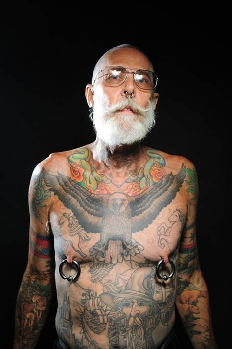old person with tattoos with tattoos do tattoos still look cool as we age