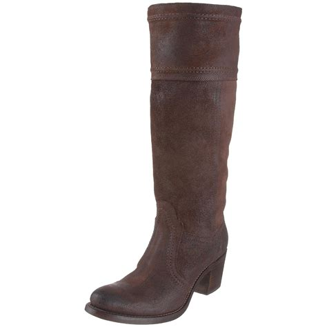 extended calf boots frye frye womens 14l boot extended calf in brown