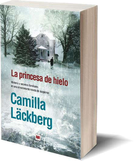 la princesa de hielo camilla l 228 ckberg y la saga los cr 237 menes de fj 228 llbacka iheartart