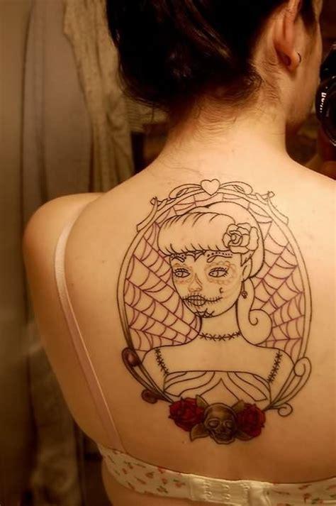 tattoo new style new style dia de los muertos tattoo on back tattooimages biz