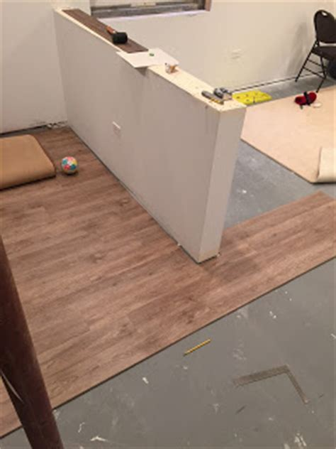 Review: NuCore Flooring from Floor & Decor   All Apple All Day
